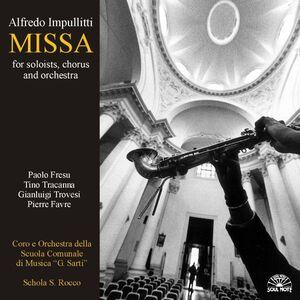 CD Missa Paolo Fresu , Gianluigi Trovesi , Alfredo Impullitti
