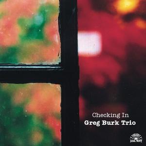 CD Checking in di Greg Burk (Trio)
