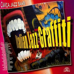 CD Italian Jazz Graffiti di Civica Jazz Band