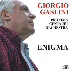 CD Enigma Giorgio Gaslini , Proxima Centauri Orchestra