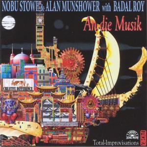 CD An die Musik Nobuu Stowe , Alan Munshower