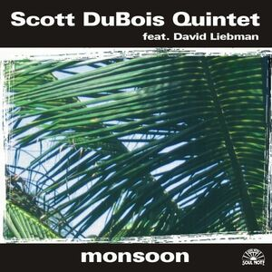 Foto Cover di Monsoon, CD di Scott Dubois (Quintet), prodotto da Soul Note