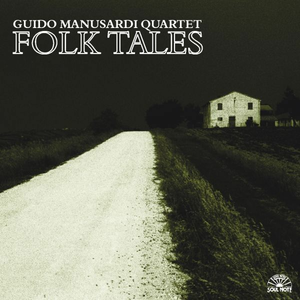 CD Folk Tales di Guido Manusardi (Quartet)