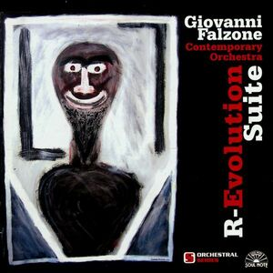 CD R-Evolution Suite di Giovanni Falzone