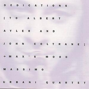 CD Dedications di Massimo Urbani