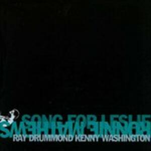 Song for Leslie - CD Audio di Ronnie Mathews