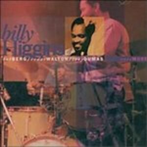 Foto Cover di Once More, CD di Billy Higgins, prodotto da Red Records