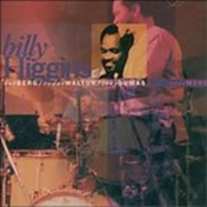 CD Once More di Billy Higgins