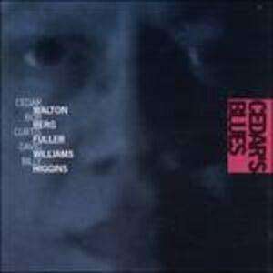 Foto Cover di Cedar's Blues, CD di Cedar Walton, prodotto da Red Records
