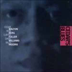 CD Cedar's Blues di Cedar Walton