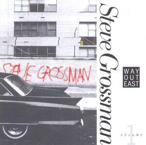 CD Way Out East vol.2 di Steve Grossman