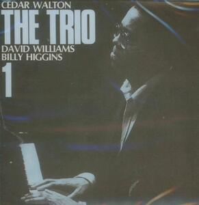 The Trio - CD Audio di Cedar Walton