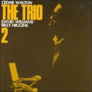 The Trio vol.2 - CD Audio di Cedar Walton