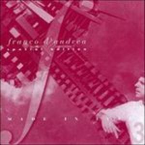 CD Made in Italy di Franco D'Andrea