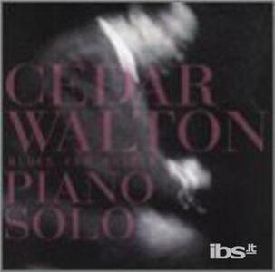 CD Blues for Myself di Cedar Walton