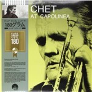 At Capolinea - Vinile LP di Chet Baker