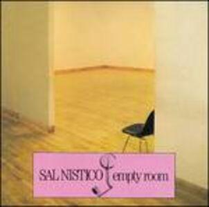 CD Empty Room di Sal Nistico