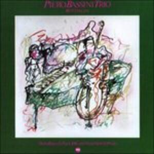 Nostalgia - CD Audio di Piero Bassini