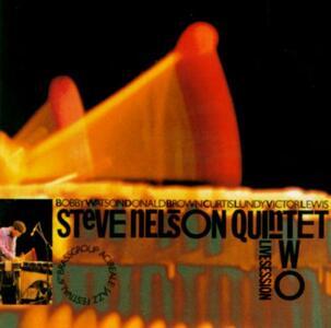 Live Session - CD Audio di Bobby Watson,Steve Nelson