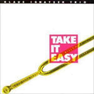 CD Take it Easy Billy Hart , Klaus Ignatzek , Ron McClure