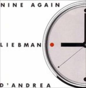 Nine Again - CD Audio di Franco D'Andrea,David Liebman