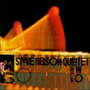 CD Live Session vol.2 Bobby Watson (Quintet) , Steve Nelson