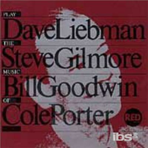 CD Plays Cole Porter di David Liebman (Trio)