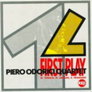 CD First Play di Piero Odorici (Quartet)
