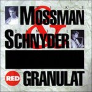 CD Granulat Daniel Schnyder , Mike Mossman