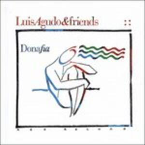 Dona Fia - CD Audio di Luis Agudo