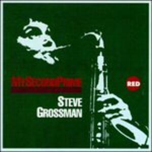 CD My Second Prime di Steve Grossman