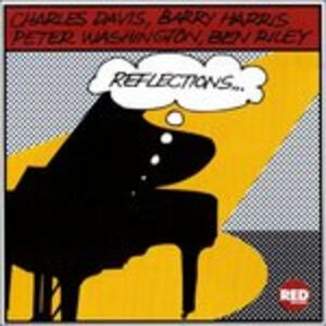 CD Reflections Barry Harris , Charles Davis