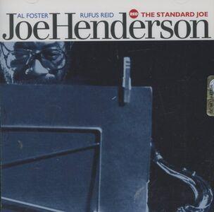 CD The Standard Joe di Joe Henderson