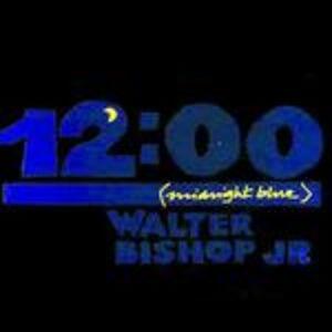 CD Midnight Blue di Walter Bishop Jr.
