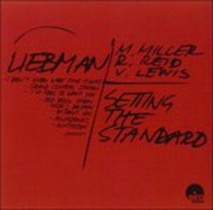 CD Setting the Standard di David Liebman (Quartet)