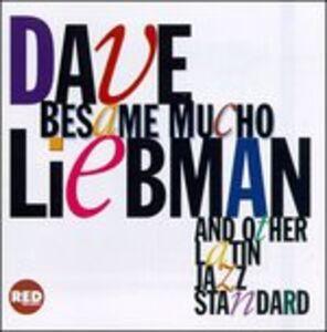 CD Besame Mucho di David Liebman