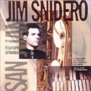 CD San Juan di Jim Snidero
