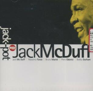 Jack-Pot - CD Audio di Jack McDuff