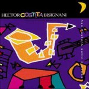 CD A Noite e' Minha di Hector Costita Bisignani