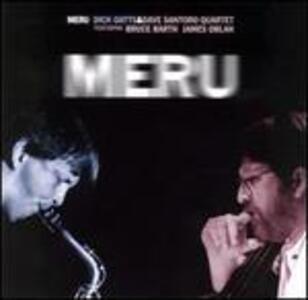 Meru - CD Audio di Dick Oatts,Dave Santoro