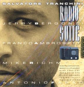 CD Radio Suite Jerry Bergonzi , Franco Ambrosetti , Salvatore Tranchini