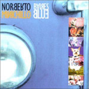CD Baires Blues di Norberto Minichillo