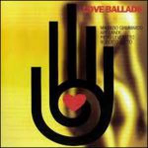 CD Love Ballads di Maurizio Giammarco (Quintet)