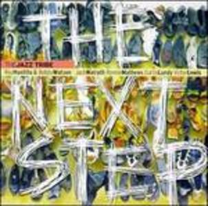 CD The Next Step di Jazz Tribe