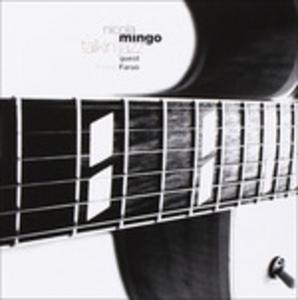 CD Talkin' Jazz di Nicola Mingo