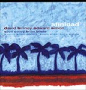 CD Afinidad David Binney , Edward Simon