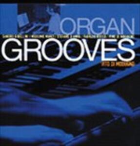 Organ Grooves - CD Audio di Vito Di Modugno