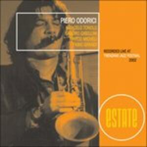 Estate - CD Audio di Piero Odorici