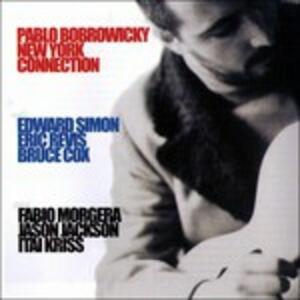 New York Connection - CD Audio di Pablo Bobrowicky