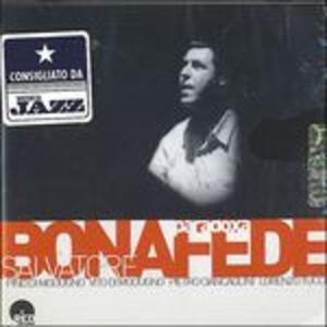 Paradoxa - CD Audio di Salvatore Bonafede
